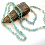 Apatite Long Chip Necklace