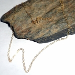 16 Inch 14 K Gold Fill Chain