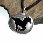 Horse Spirit Unisex Necklace