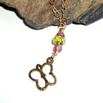 Feng Shui Butterfly Necklace