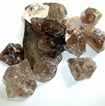 Smoky Quartz Raw Mineral Specimen