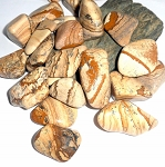 Picture Jasper Polished Gemstone