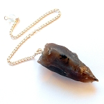 Raw Fancy Jasper Pendulum