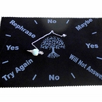 Tree of Life Pendulum Divination Mat