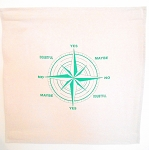Navigation Pendulum Divination Cloth -  20x20