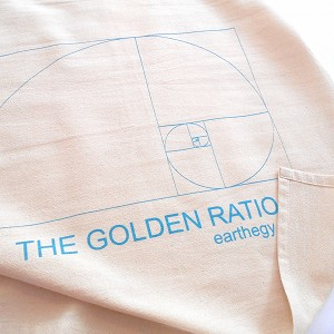 The Golden Ratio Crystal Grid Cloth - 20x20