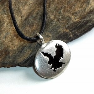 Eagle Spirit Unisex Necklace